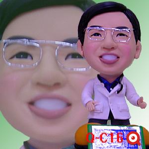 Q-C16-帥醫師公仔